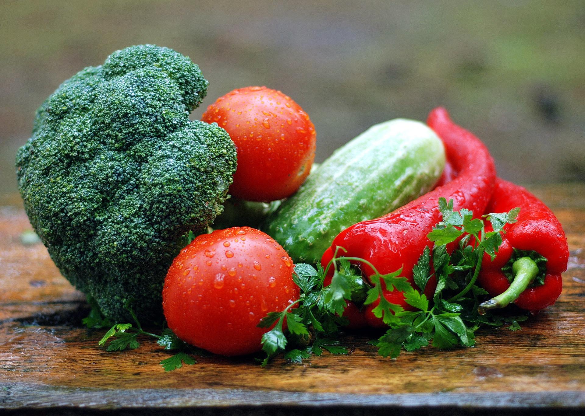 Nos paniers de fruits et légumes